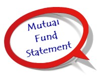 All Mutual Fund online e-statement